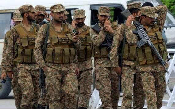 How To Join Pak Army After Fsc, Graduation