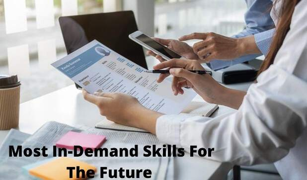 Most In-Demand Skills For The Future